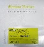 2018 Ma Fille Cuvée  Ortega/Kerner Qualitätswein 10.5 Vol% Alk